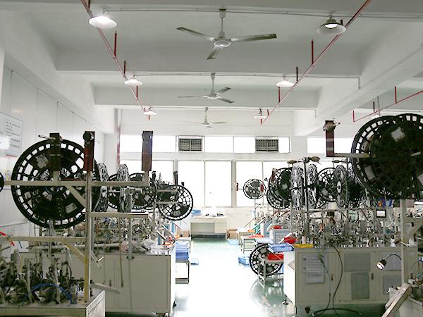 生产厂房设备